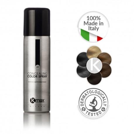 Kmax Concealing Hair Color Spray 200ml